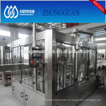 Automatic 3 in 1 PET Bottle Filling Machine For Pure/mineral water