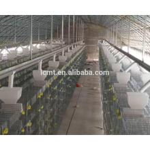 Aplicación de aves de corral Jaula de pollo para maquinaria agrícola
