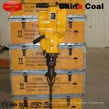Perceuse de roche de combustion interne d'essence de Yn27 Pionjar pour la carrière de roche