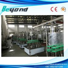 2000-10000bph Glass Beer Bottle Filling Equipment