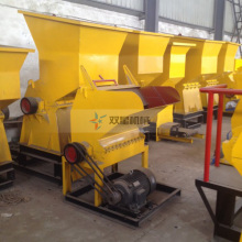 Tire Crusher Recycling Equipment on Sale