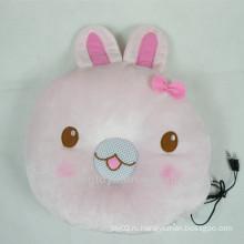Кролик лицом подушку спикер для MP3-ПК телефон