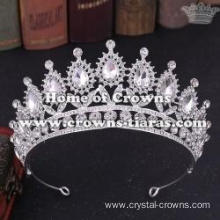Hot Selling Wedding Tiaras With Red Diamonds