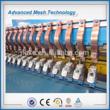 PLC automático soldado máquinas de malha de arame de aço e reforço máquinas de solda de malha JIAKE fábrica made in China