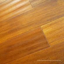 Plancher de bois d'ingénierie en bois de teck d'ingénieur en bois de teck