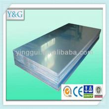 EN AW-2024 EN AW-2219 EN AW-2011 aluminium alloy plain diamond sheet / plate