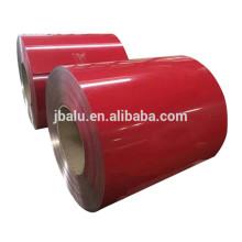 bobine en aluminium d'alliage enduit de couleur / bandes / feuille avec le prix meilleur marché