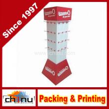 Cardboard Corrugated Pallet Display (6126)