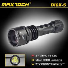 Maxtoch-DI6X-5 neue Long-Range Design Taschenlampe LED Taschenlampe