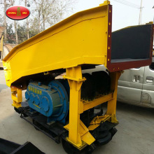 P60B hầm mỏ than Scraper Bucket Rock Loader