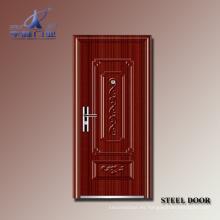 Puerta de seguridad de hierro-Yf-S115