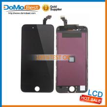 Telefone móvel de peças de reposição para iphone exibir vidro