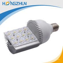 Lampe de rue LED personnalisée Évier de chaleur 20w haute lumière aluminium haute efficacité