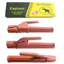 300A 500A 800A Heavy Duty Industrial Schweißen Elektrodenhalter / Hochwertige Elefanten Marke Typ Schweißen Elektrodenhalter