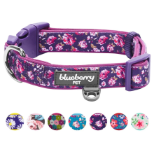 Comfy Flower Dog Collars