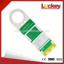 LOCKEY LB01 Scaffolding tag