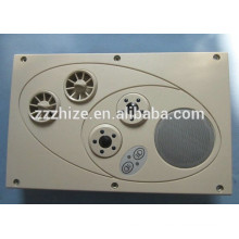 bus air vent outlet with reading light for suzhou kinglong higer bus
