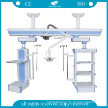 AG-18c-1 with Double Arm Hospital Multifunction Medical ICU Pendants