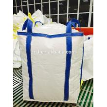 Sacs d'emballage de 1 tonne, sacs de 1kg de grands sacs de 1ton, sac jumbo pour le charbon