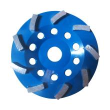 Алмазный шлифовальный круг 4 дюйма для бетона