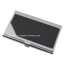 China Custom Business Card Holder, Carbon Fibre Business Card Holder