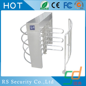 Mechanical Train Station  Half Height Turnstile