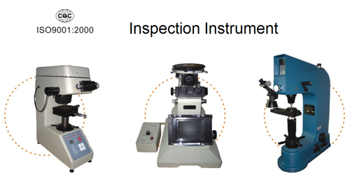 ball bearing-inspection machine