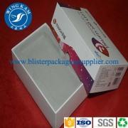 Personalizar caixa de papelão embalagem para celular