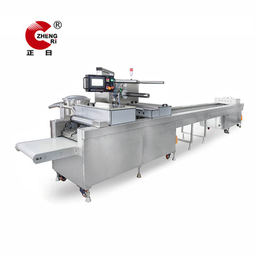 Automatic Horizontal Plastic Medical Blister Packing Machine