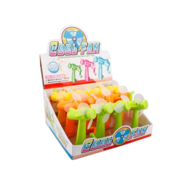 2015 neueste Kinder Spielzeug Mini Hand-Kunststoff Fan mit En71 (10189691)