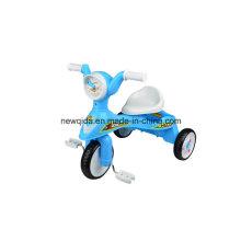 Preço de fábrica Três Wheeler Crianças Triciclo Da Bicicleta Pedal Car