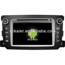 Lecteur DVD de voiture pour Android système Benz SMART