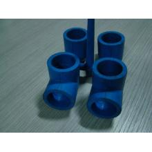 Cuatro cavidad molde de tubería PPR