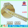 AI Three Hole Crepe Paper Splice Pape