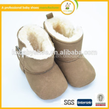 leather shoe manufacturers 2015 new design star print sole soft warm baby children boots wholesale                                                                         Quality Choice