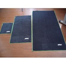 Вышитые полотенца из микрофибры (SST1011)