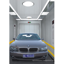 Hairline Stainless Steel Hydraulic 3000kg, 5000kg Car Auto Elevator Lift