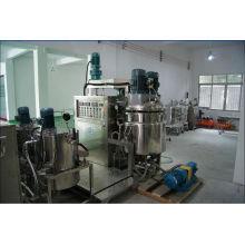 Automatic Vacuum Homogenizer Emulsifier Machine For Pharmaceutical Ointment 5000l