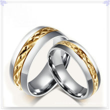 Jóias de moda anel de dedo da jóia de aço inoxidável (SR588)
