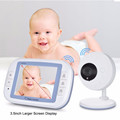 3.5'' Wireless LCD Video Camera Baby Monitor
