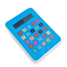 Ipad Style Solar Power Touch Screen Calculator