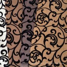 Flocage et tissu de canapé imprimé