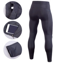 Long Base Layer for Gym Fitness Sports