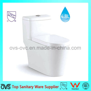 Hot Sale One Piece Water Saving Toilette American Standard