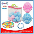 Suprise Egg Candy Toy with Accessories in Big PVC Handbag