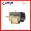Motor del compresor de aire de Triple fase CE SGS 4kw