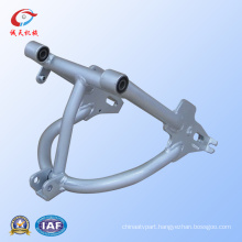 Baby Buggy Frame Parts with Powdercoating