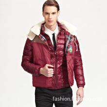 Men's Cotton Coat (LSPJ022)