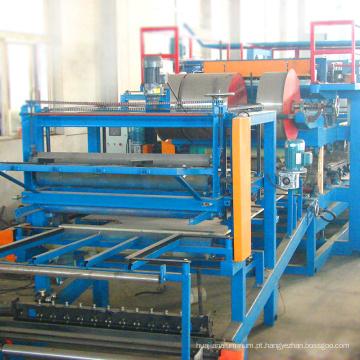 Preços de linha de máquina de painel de sanduíche de painel de alumínio composto de material de construção