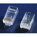 Cat6 One Part Plug
